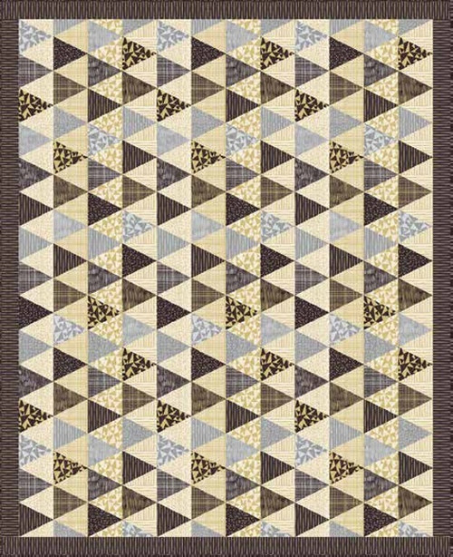 Refinery Quilt # 2