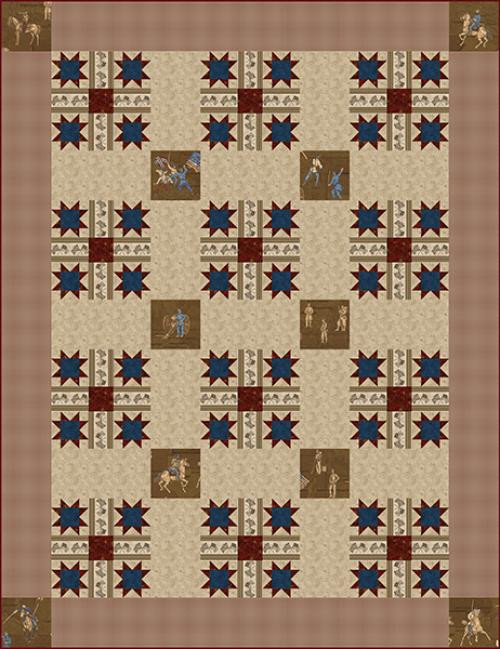 Soldier's Story Quilt # 1