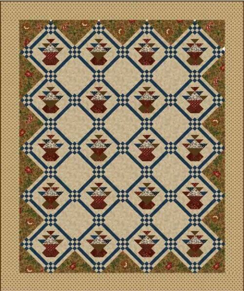 Soldier's Story Quilt # 2