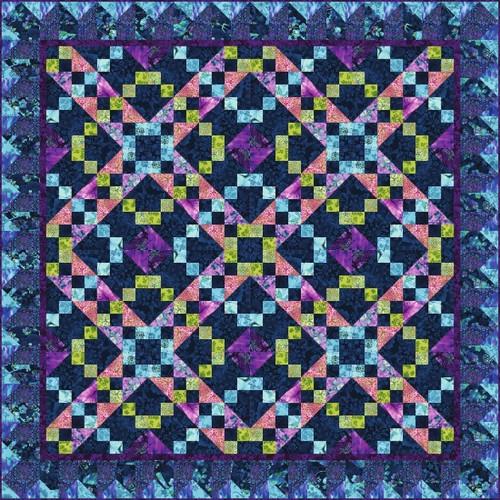 Natural Wonders II Quilt # 1