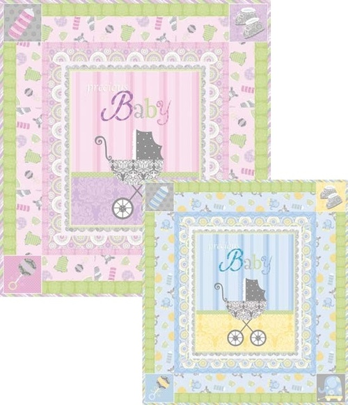 Precious Baby Quilt # 1