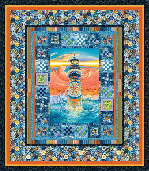 The Lightkeeper's Quilt