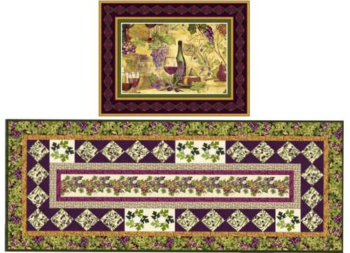 Vineyard Table Setting