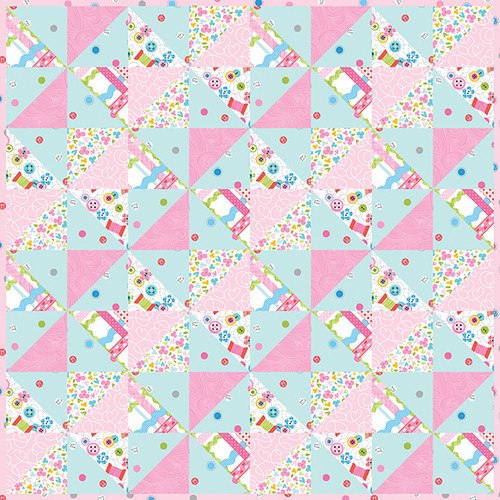 Sew Kind Doll Quilt