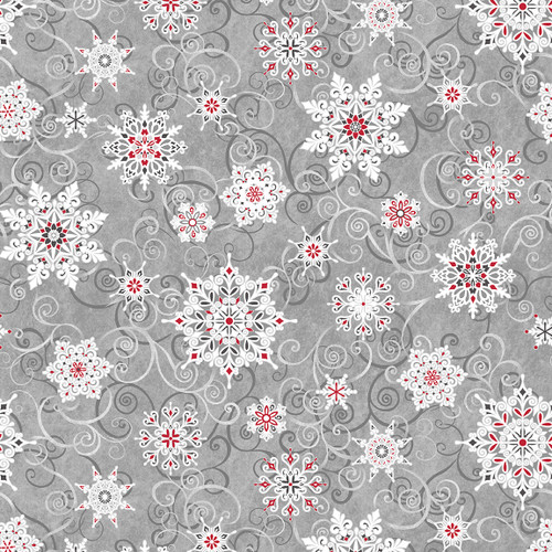 """5732-98 Gray/Red 
