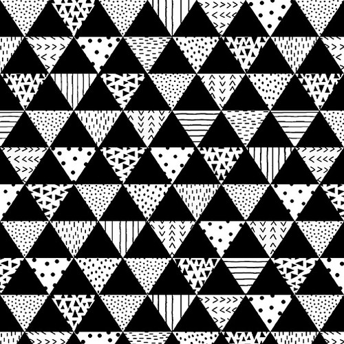 5807-90 Black and White