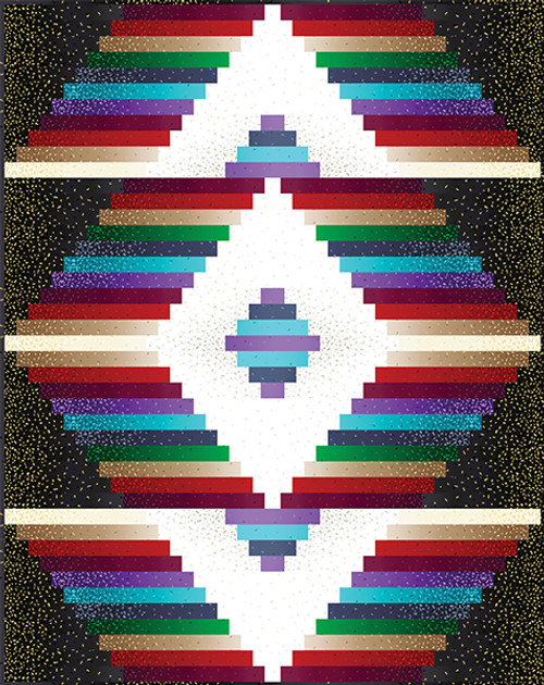 Snippets II Quilt #1