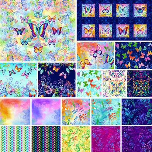 Butterfly Bliss Full Collection