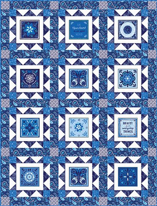 Blue Dreams Quilt #2