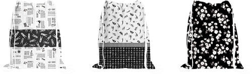 Laundry Room Draw String Bag