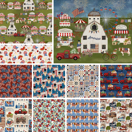 3 Wishes Hometown America Full Collection