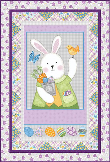 Happy Spring Quilt #1
