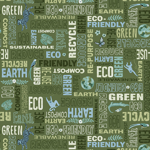 6147-66 Md. Green || Earth Day Every Day