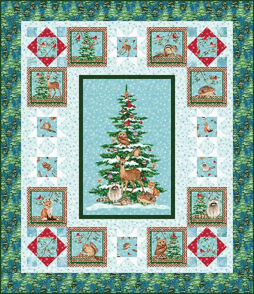 Winterwood Quilt #1