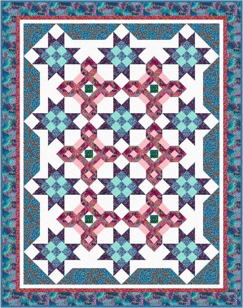 Outside the Lines Quilt #1