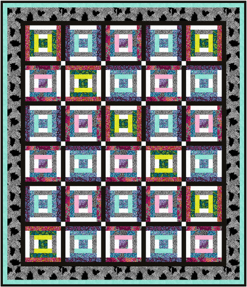 Outside the Lines Quilt #2