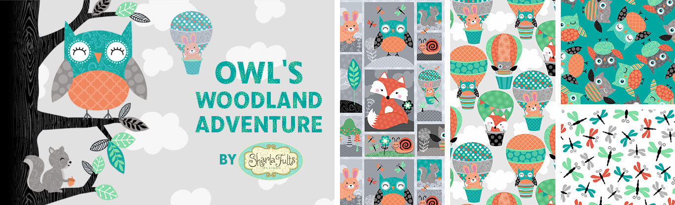 Owl's Woodland Adventure