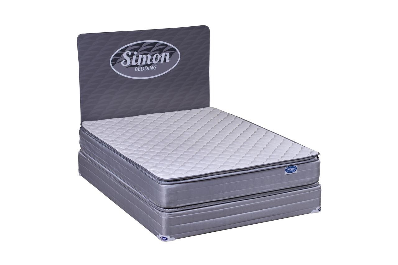 Tranquility Double Sided Pillow Top Mattress Simonbeddingnet