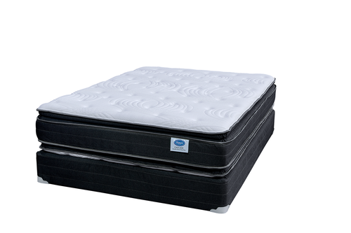 NF 5604 Double Sided Pillowtop Foam Encased Mattress