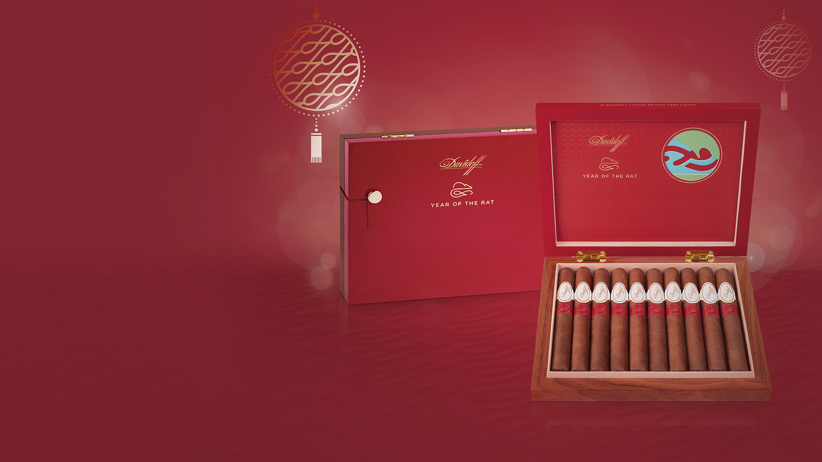 Davidoff  Cigars: Year of the Rat