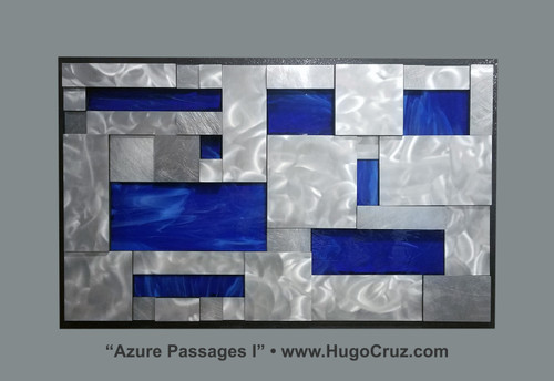 Azure Passages I
