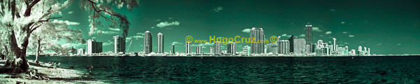 """""""The Magic City"""" ● Infrared Photography"""