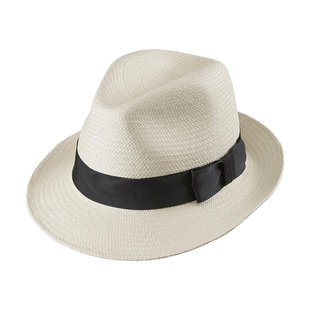 81d69343e77 Jack Trilby Panama Hat - The Panama Hat Company