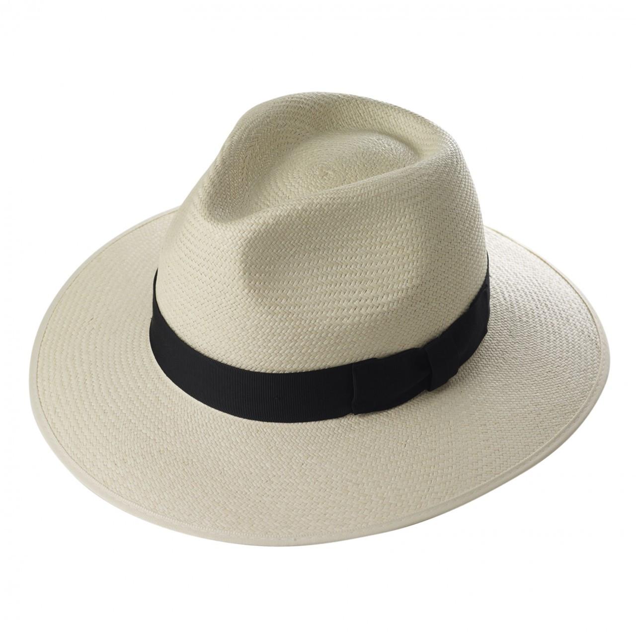 a63499470e5 Down Brim Trilby Panama - Cuenca 3-5 - The Panama Hat Company