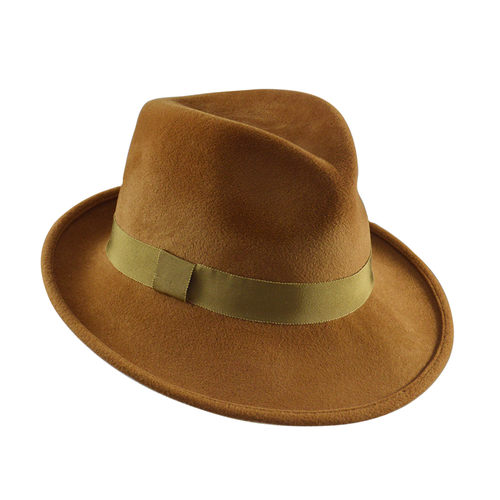 Bedfordshire Trilby - Camel