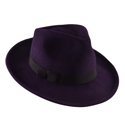 Granada Trilby - Purple