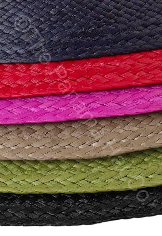 Ladies Capeline colours: Navy - Scarlet - Fuschia - Mushroom - Apple Green - Black