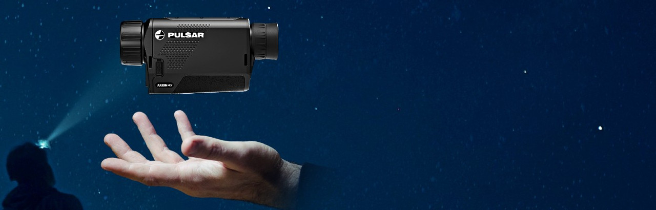 PULSAR AXION THERMAL SCOPES ARE ON LIMITED SUPPLY!