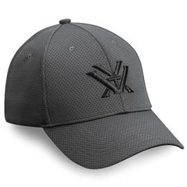 Vortex Optics Dark Grey Fitted M/L Hat Cap
