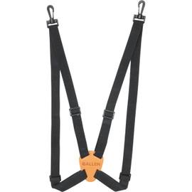 Allen Binocular Harness Strap Black