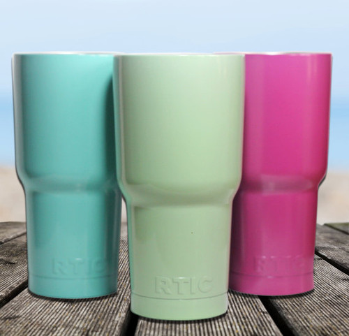 Powder Coated Tumblers