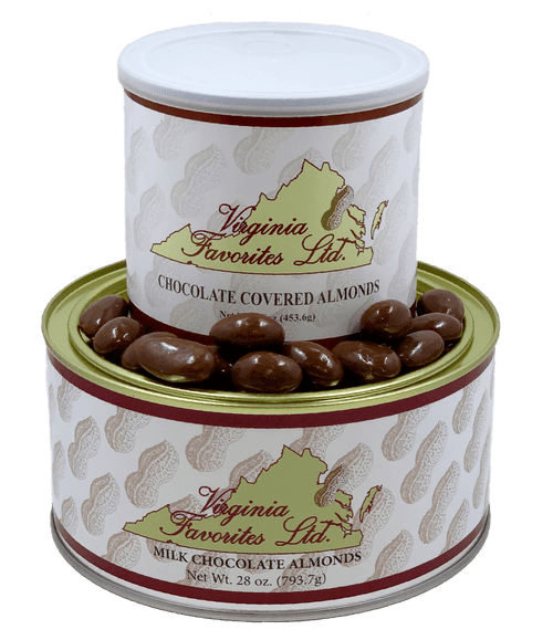 Available in 16 oz. and 28 oz. resealable tins.