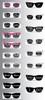 Custom printed sunglasses for weddings