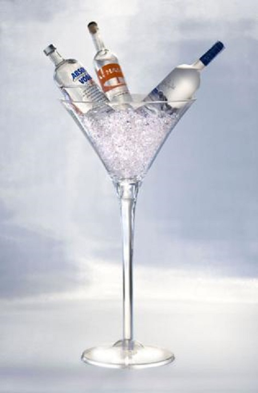 JUMBO MARTINI GLASS