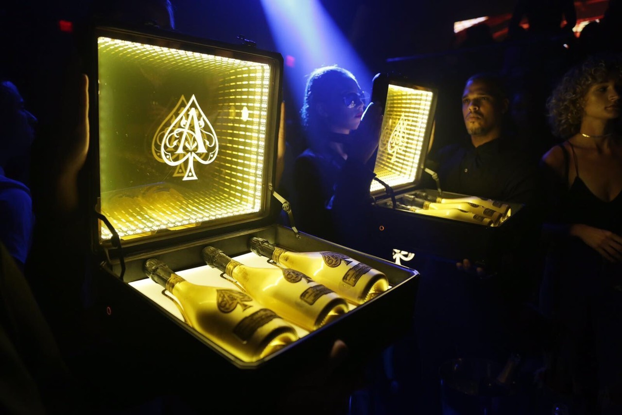 ACE OF SPADES BRIEFCASE