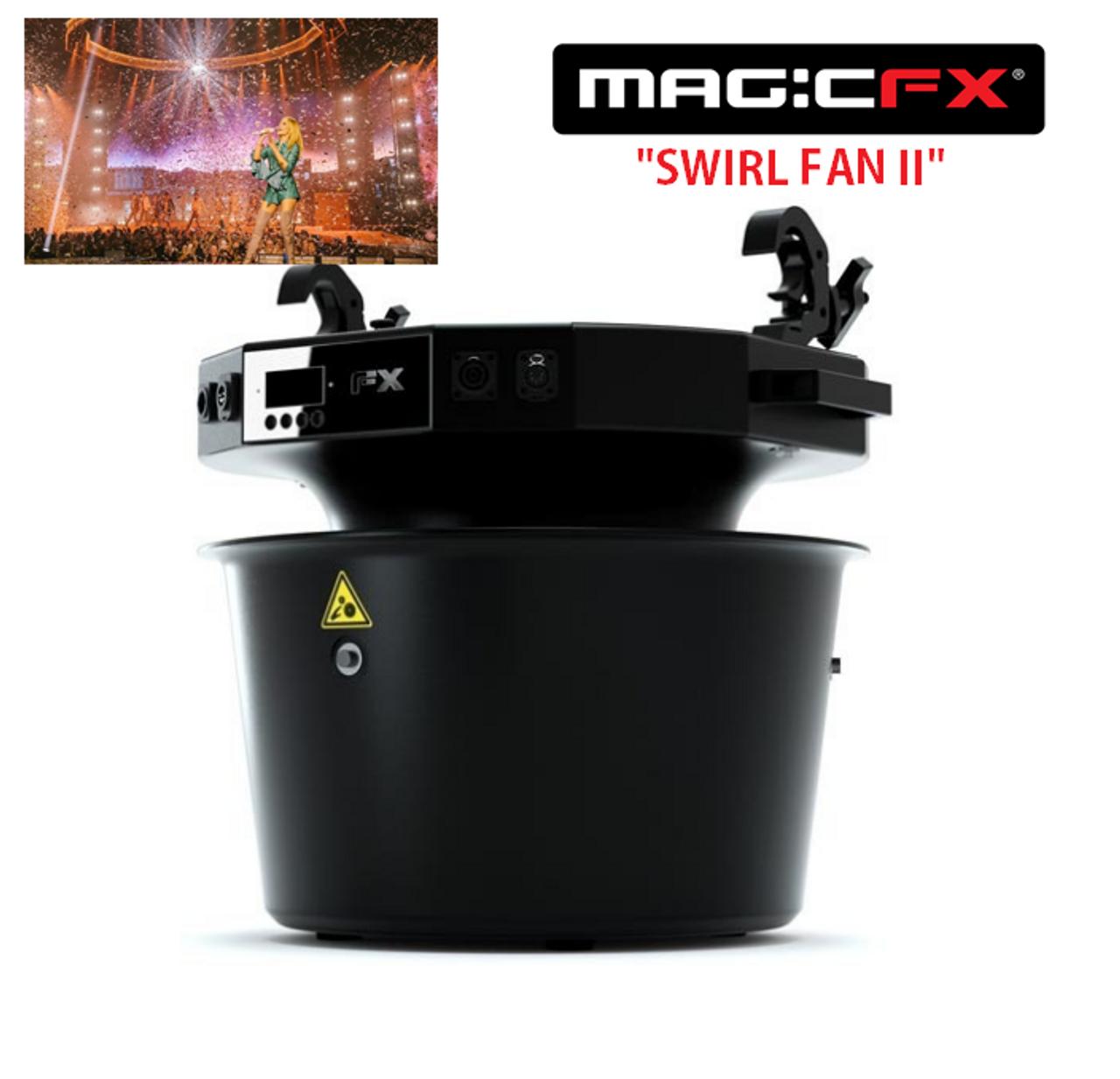 MAGICFX SWIRL FAN II