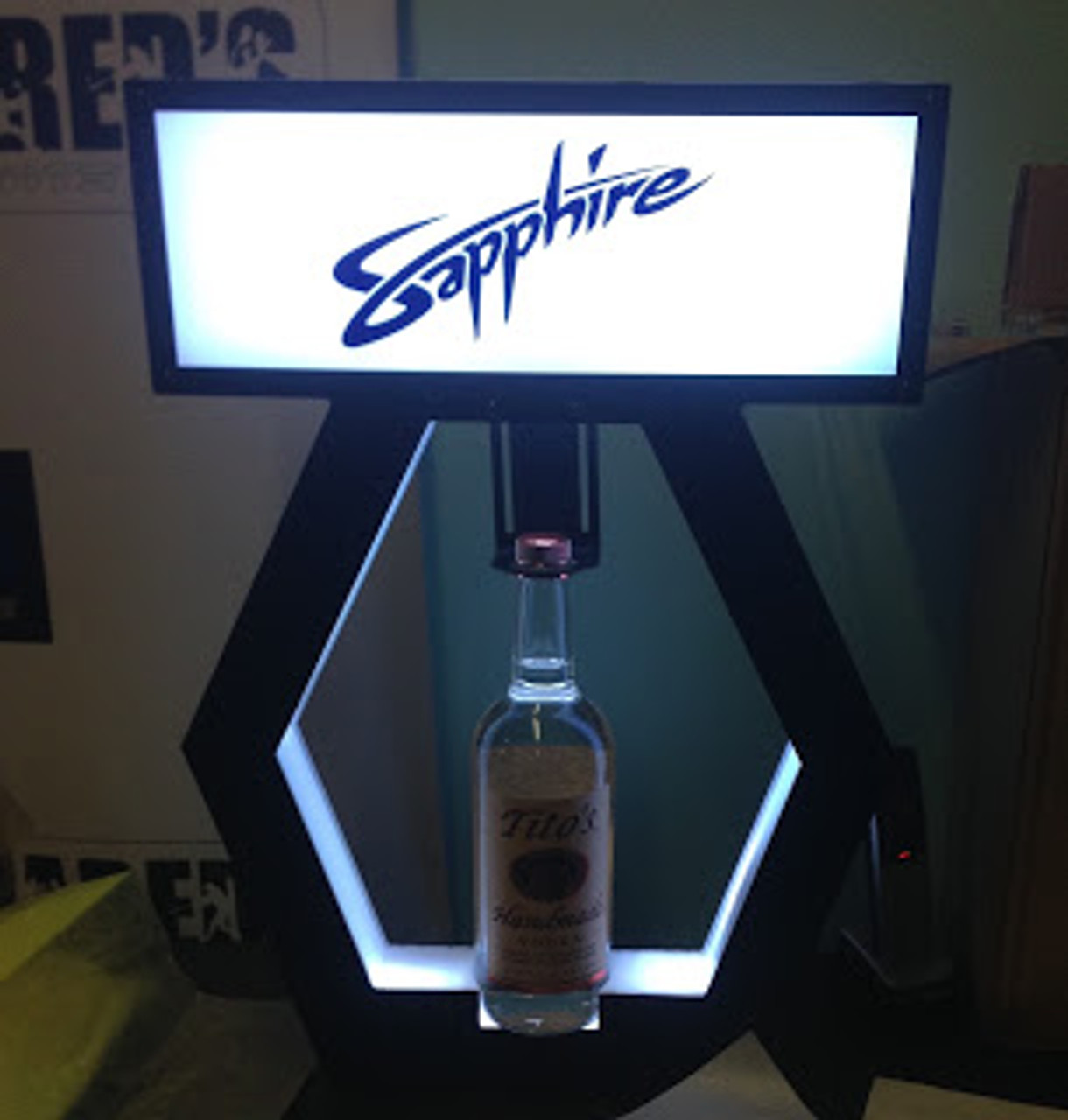 Bottle Presenter tray