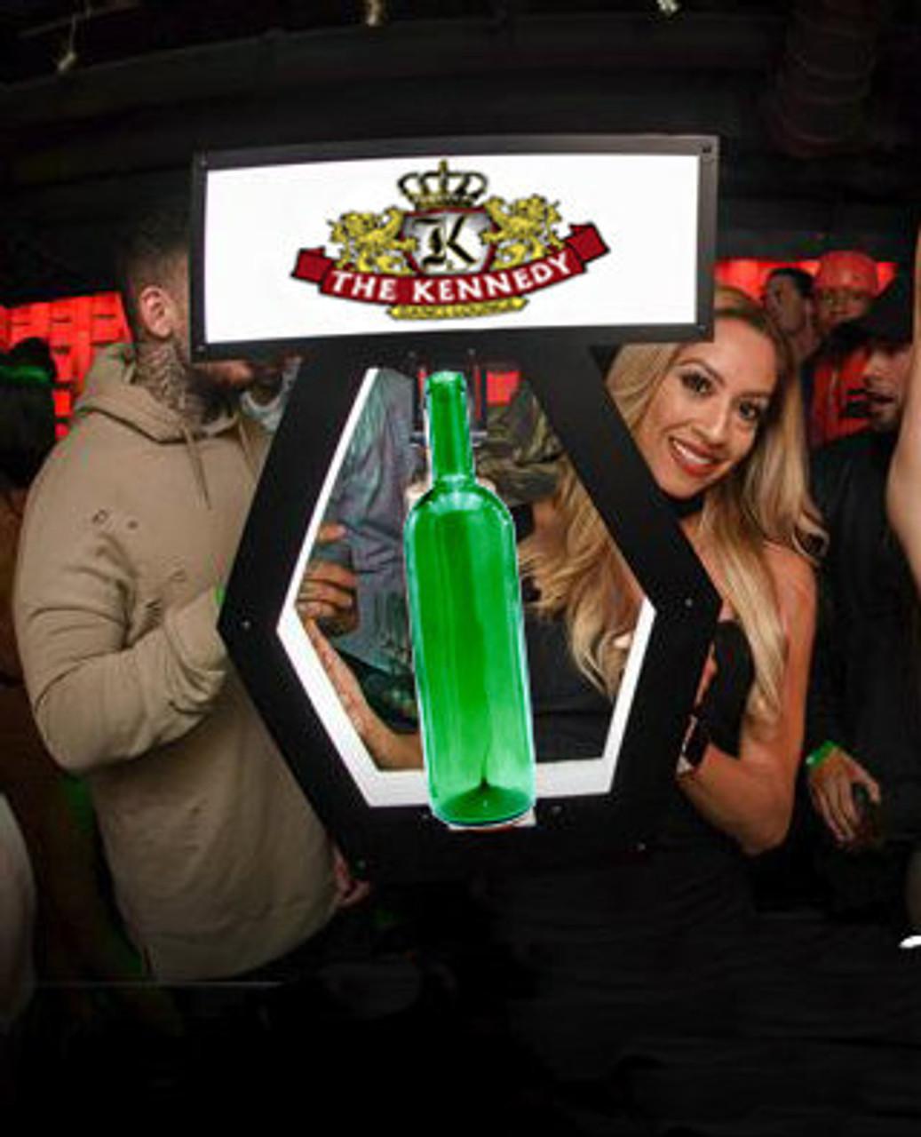 Bottle Presenter