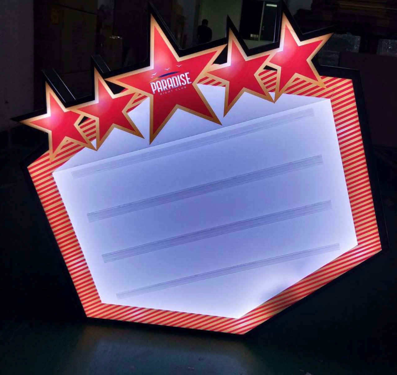 MARQUEE MESSAGE BOARDS