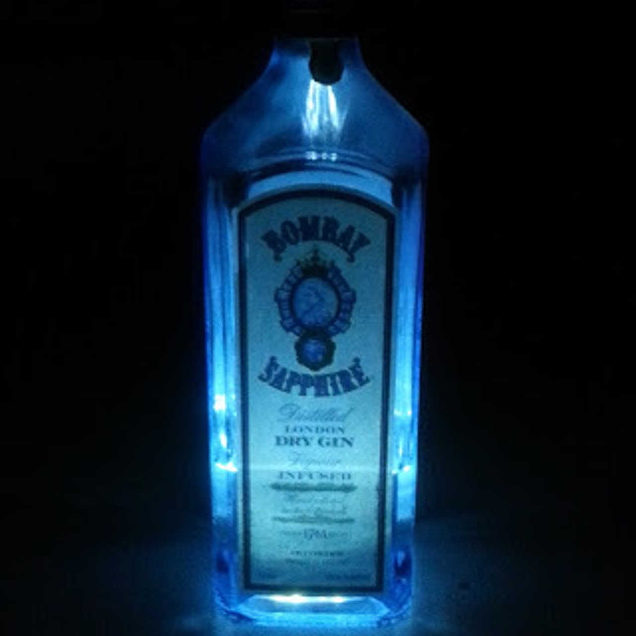 LED BOTTLE GLOW, BRIGHT BOTTLE DISPLAY