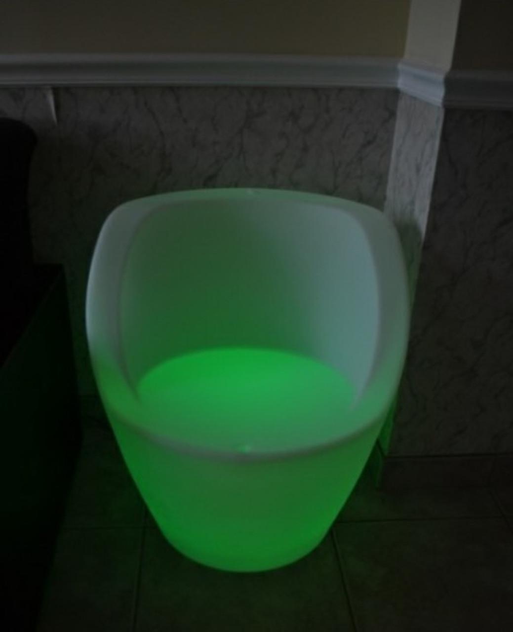 Led chair, patio decoration, garden decoration, led furniture, led stool, led cube, light up cube