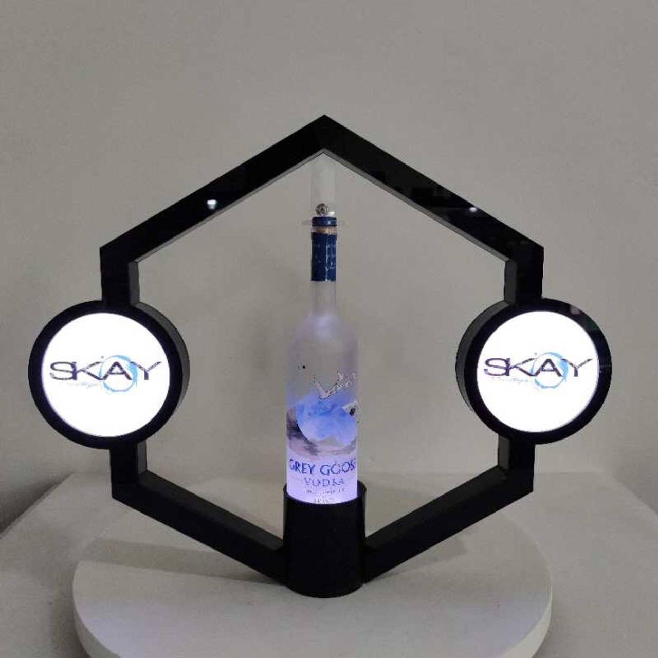 Bottle Presenter Trays
