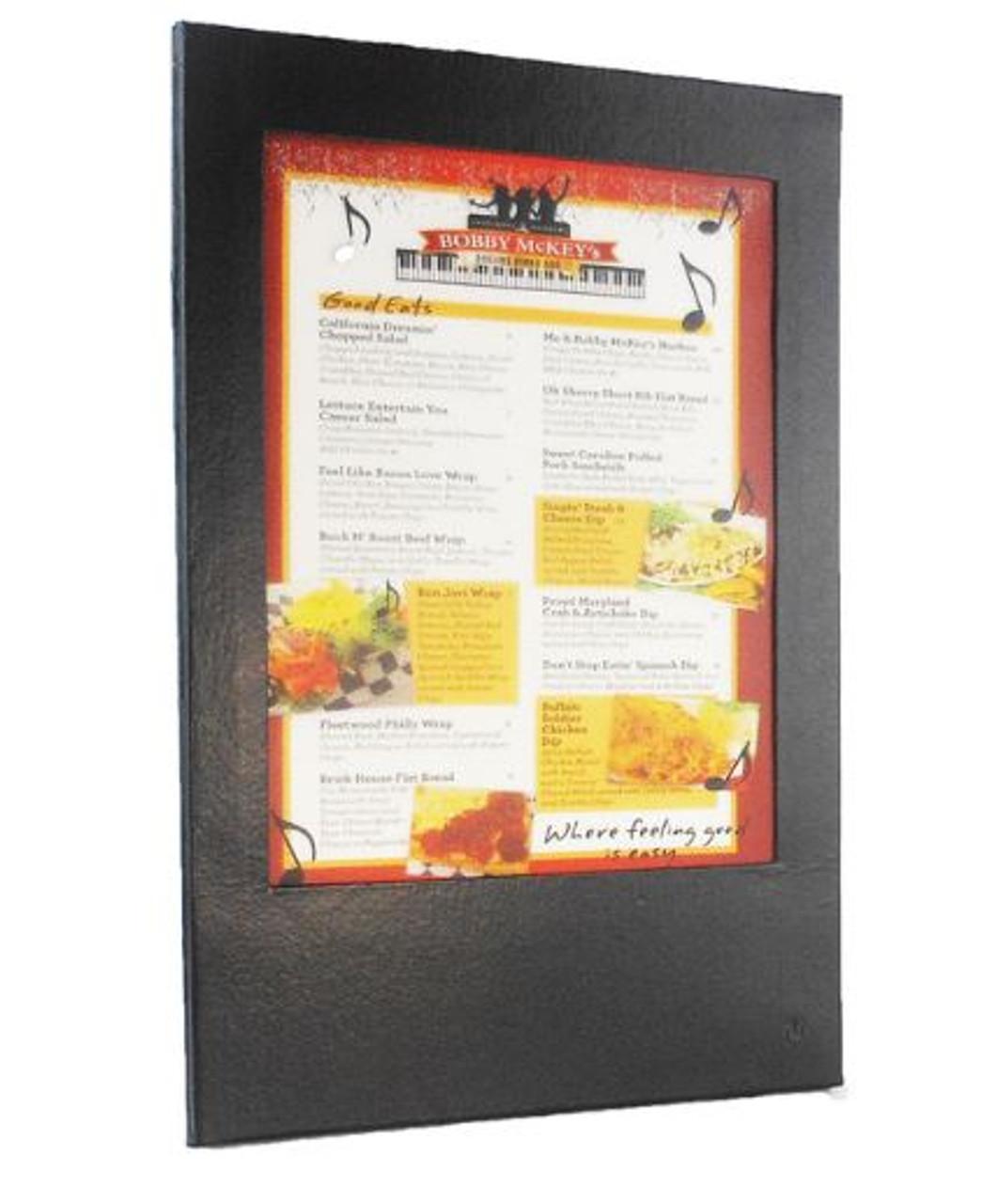 led light up menu board