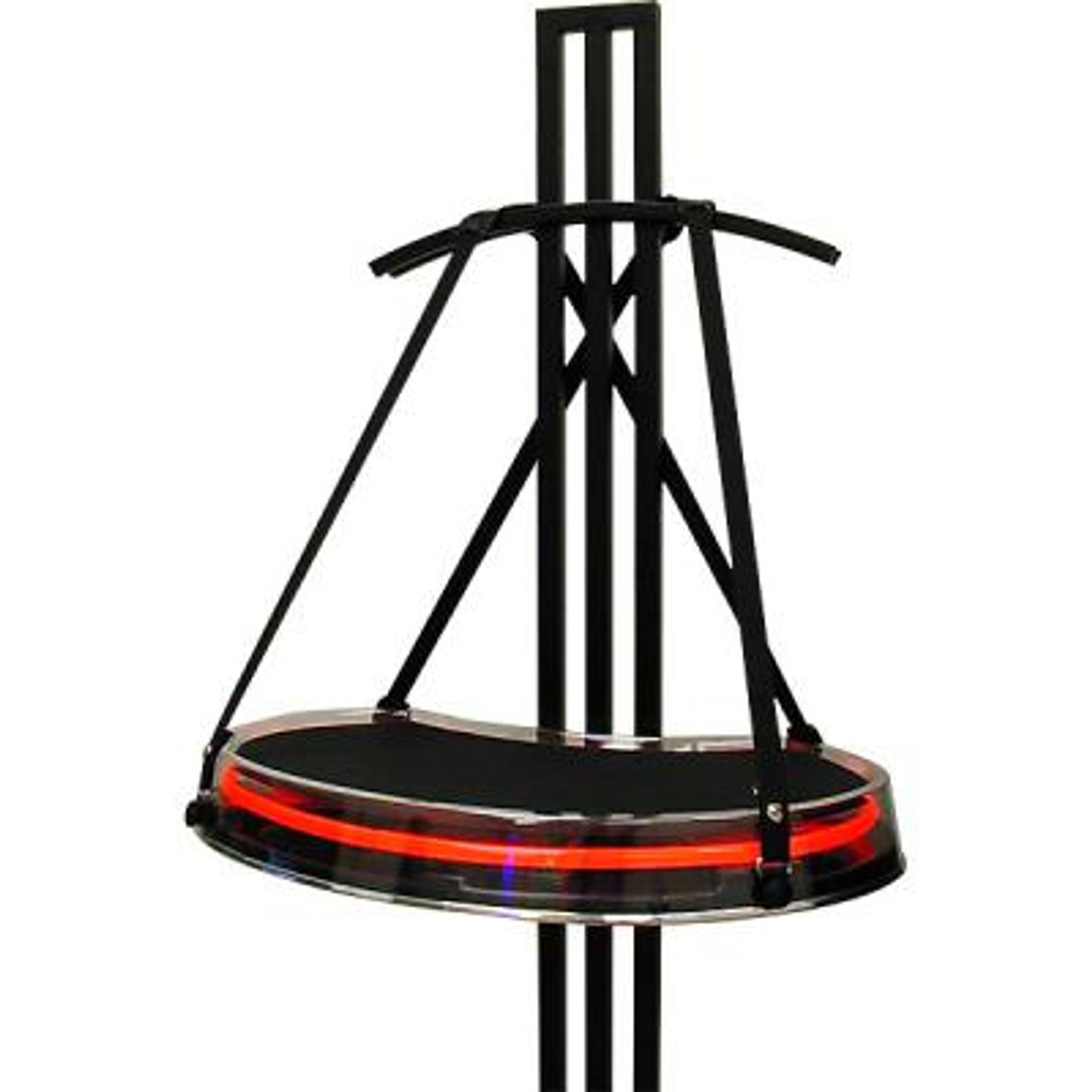 walkabout led serving tray red