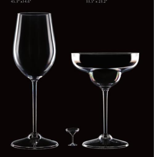 LARGE MARGARITA GLASS