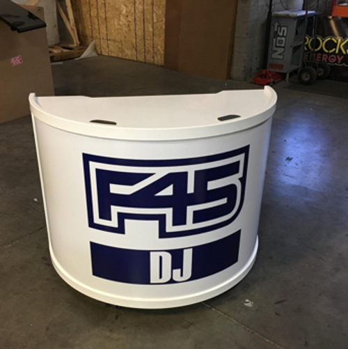 PORTABLE DJ BOOTH